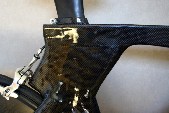My Diy Carbon Fiber Frame Triathlon Forum Slowtwitch Forums